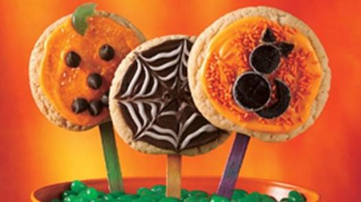 Halloween Fun Party Pops