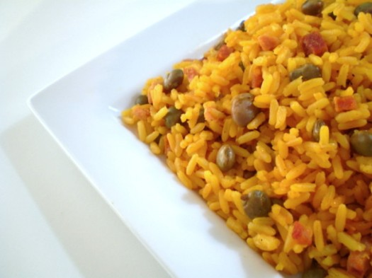 YellowRicewithPigeonPeas