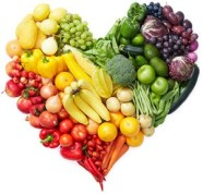 My Heart Belongs to Healthy Eating