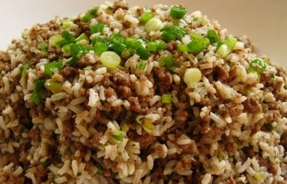 Edie's Dirty Rice